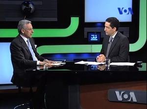 VOA Amirahmadi Interview
