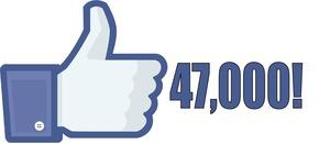 Facebook Like 47k